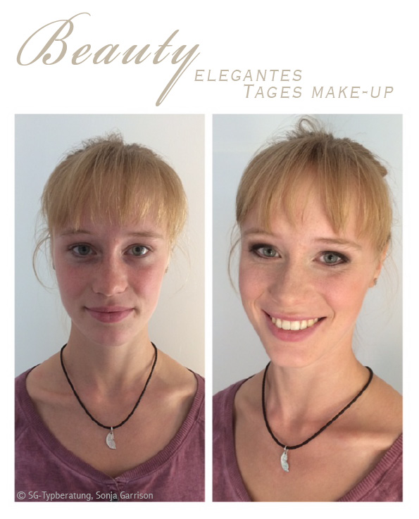 Elegantes make up f r den tag sg typberatung - Elegantes make up anleitung ...