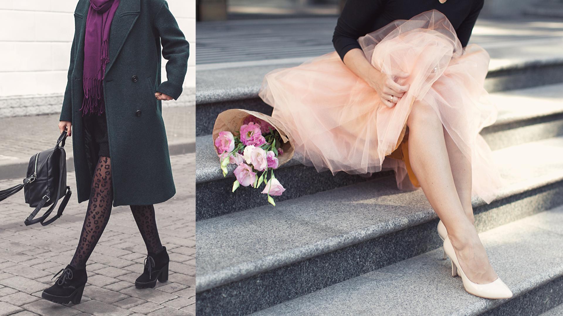 8 Stylingtipps Welche Schuhe passen zum Kleid und Rock?